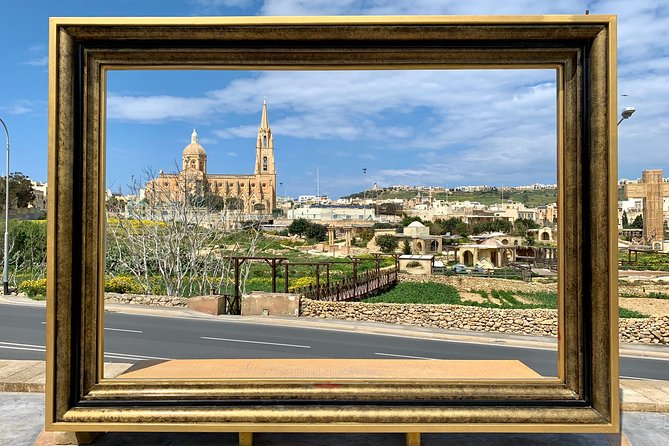 Private Highlights of Gozo Full-Day Tour