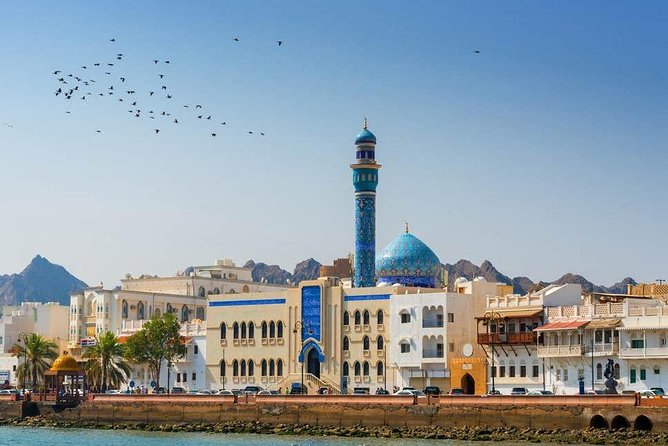 Half Day Magical Muscat City Tour - Private Guided Tour with Omani Guide