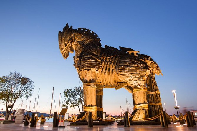 Troy Tour From Istanbul By Bus | Lunch Included | Full Day
