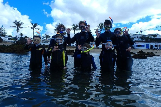 Snorkel guided tour in Lanzarote photo 2