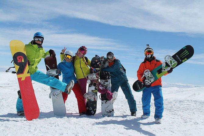 Erciyes (Argaeus) Mountain Ski Tour from Cappadocia