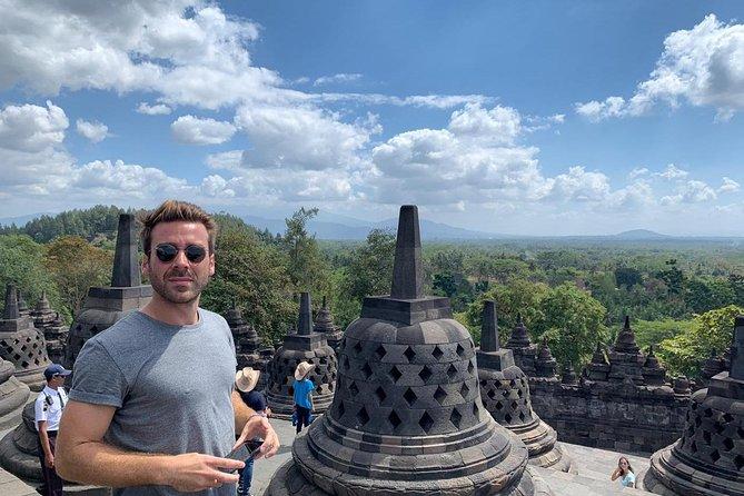 One day Yogyakarta Temples Tour