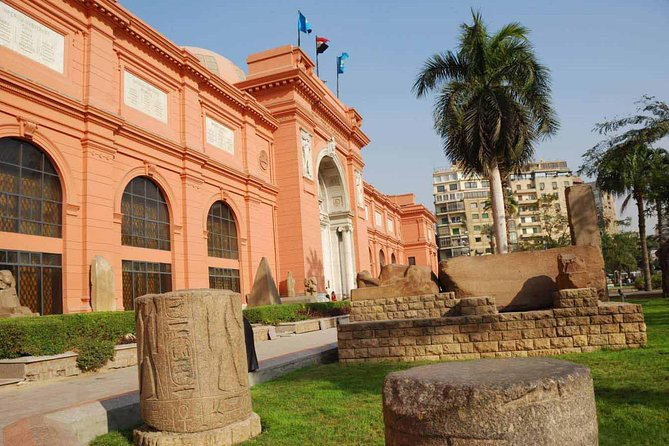 Cairo day tour to Egyptian museum citadel and khan khallili bazaar photo 3