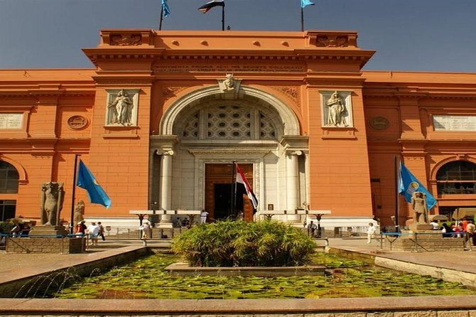 Cairo day tour to Egyptian museum citadel and khan khallili bazaar photo 11