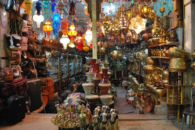 Cairo day tour to Egyptian museum citadel and khan khallili bazaar photo 10