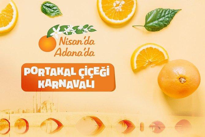 Adana Orange Flower Festival Tour 02.04.2020 Haraket