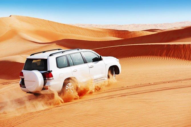 Merzouga 4x4 tour - Excursion around dunes
