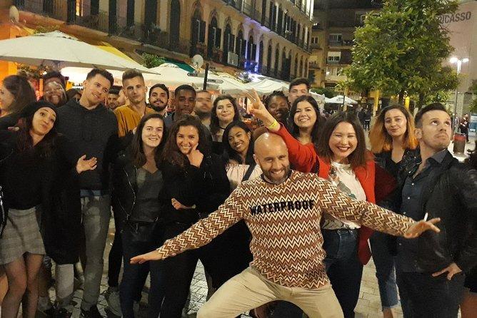 Malaga Nightlife Tour - Pub Crawl
