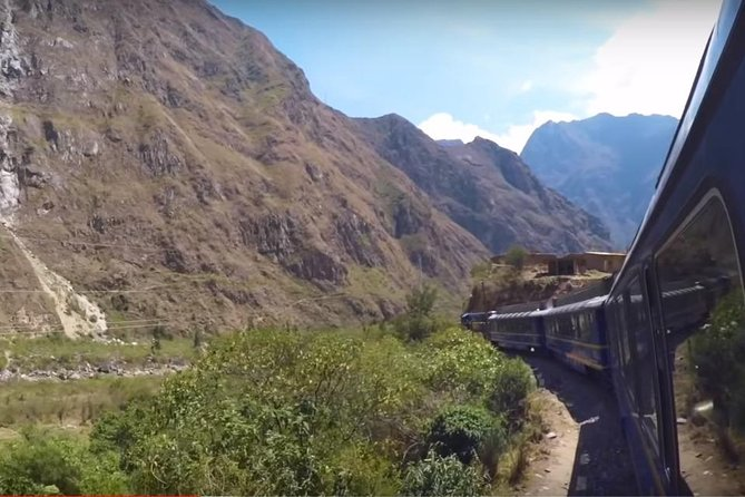 2D and 1N excursion to Machu Picchu from Cuzco