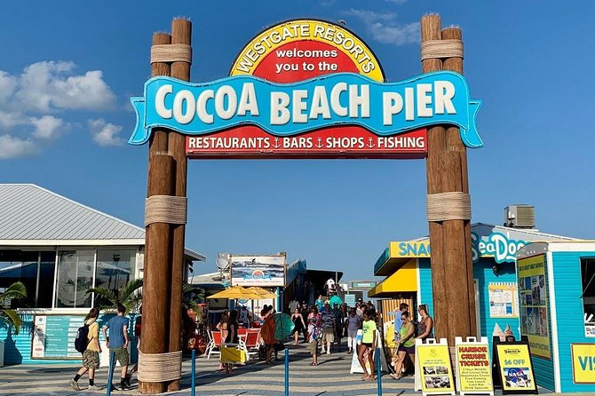 Orlando Airport MCO to Cocoa Beach Hotels