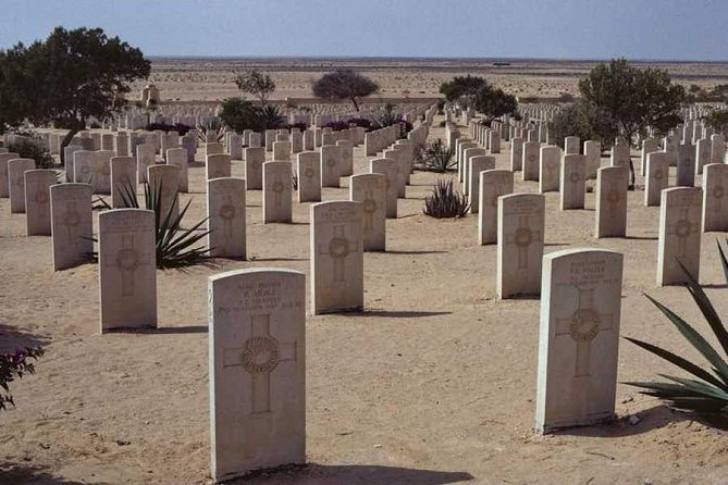 Day tour to El alamein from cairo