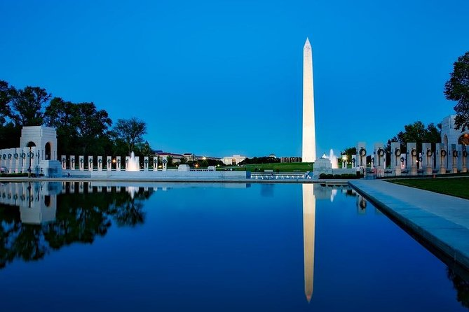 Day or Night Private DC Sightseeing Tour