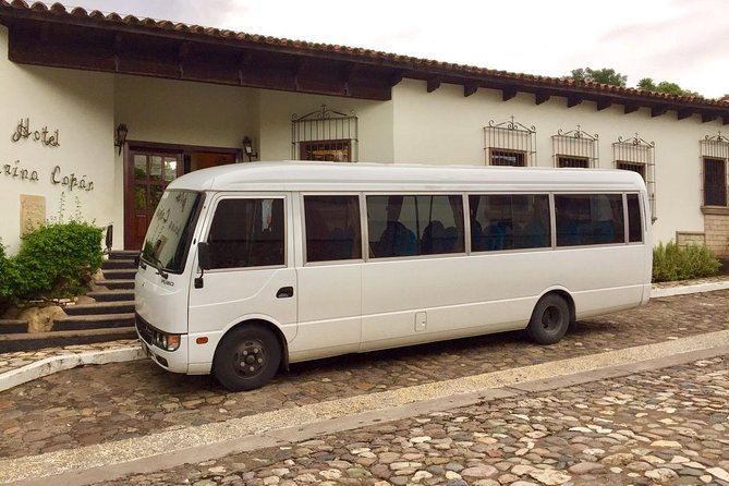 Transfer from Antigua to the Airport