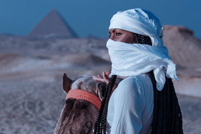 Day tour to Giza pyramids Memphis city and saqqara pyramids