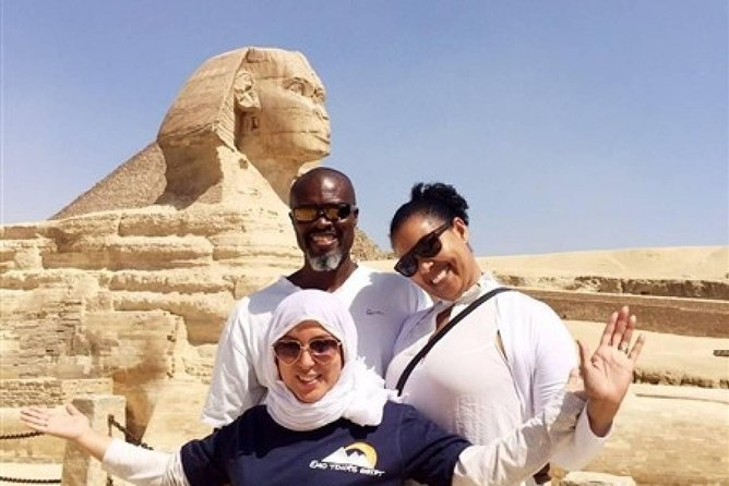 Cairo layover tours to Giza pyramids&sphinx from Cairo airport photo 8
