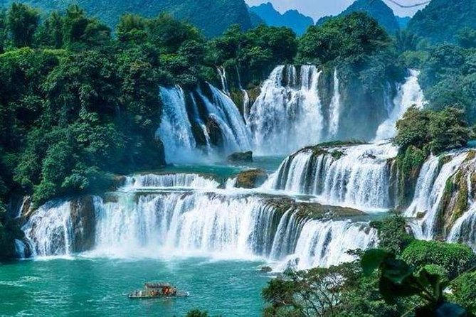 Nanning Detian Waterfall & Jingxi Tongling Grand Canyon Private Three Days Tour