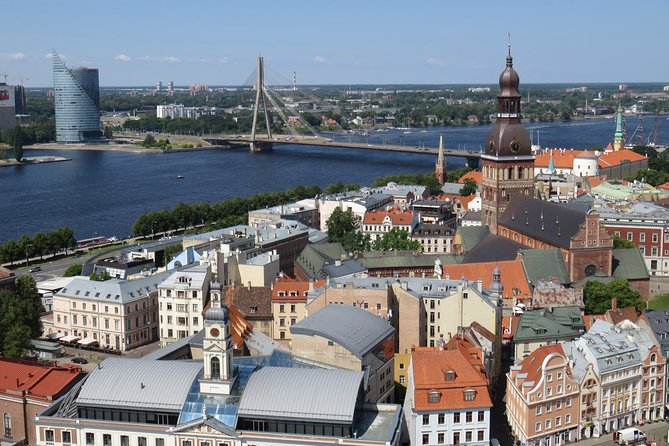 Riga Shore Excursion