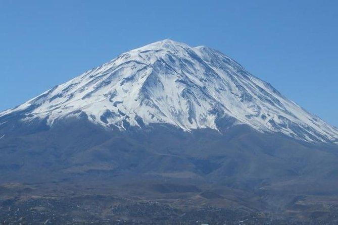 2 Days Misti Climb 5822m