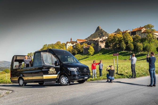 Panoramic Cheese Tour to Gruyere with Cheese Fondue