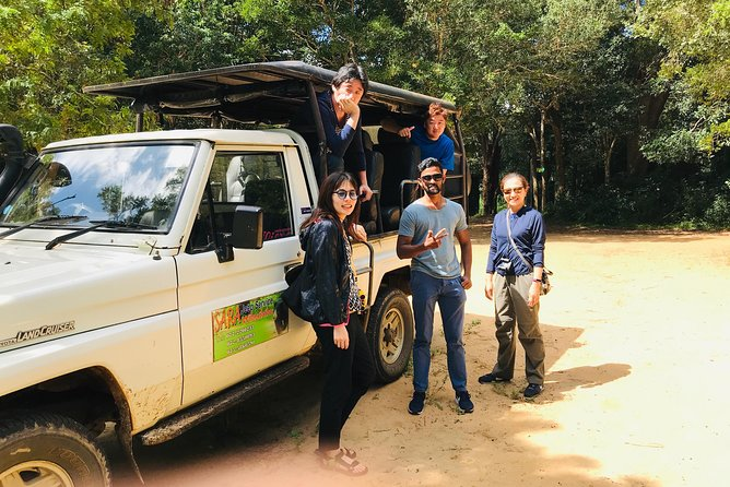 Safari at Wilpattu National Park from Negombo (All inclusive day tour) photo 21