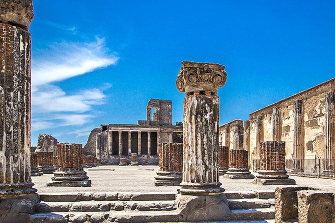 Pompeii - Small Group tour w/an Archaeologist/Skip the line