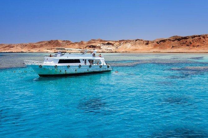 Sharm El Sheikh: Tiran Island Snorkeling with Lunch on Boat