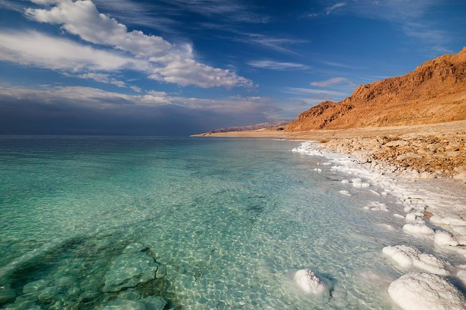 Tel Aviv to Dead Sea - Private Minivan