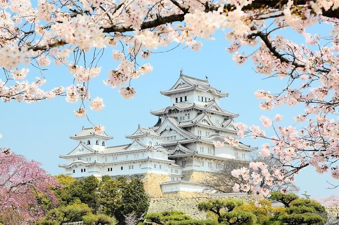 Himeji Full-Day Private Tour with Nationally-Licensed Guide
