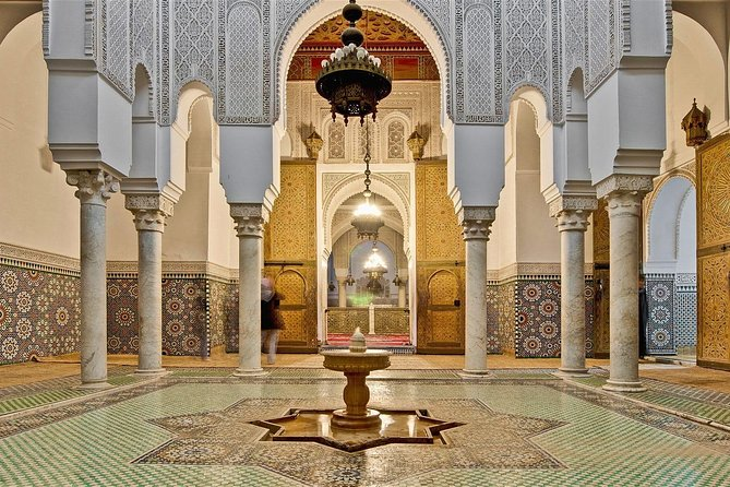 Day Tour from Fes to Meknes, Volubilis and Moulay Idriss| BEST Shared Group Tour