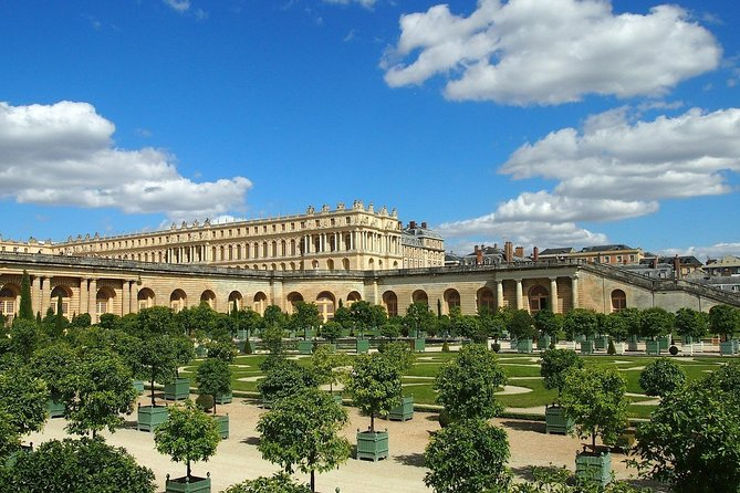 Versailles Palace and Gardens (Shore Excursion)