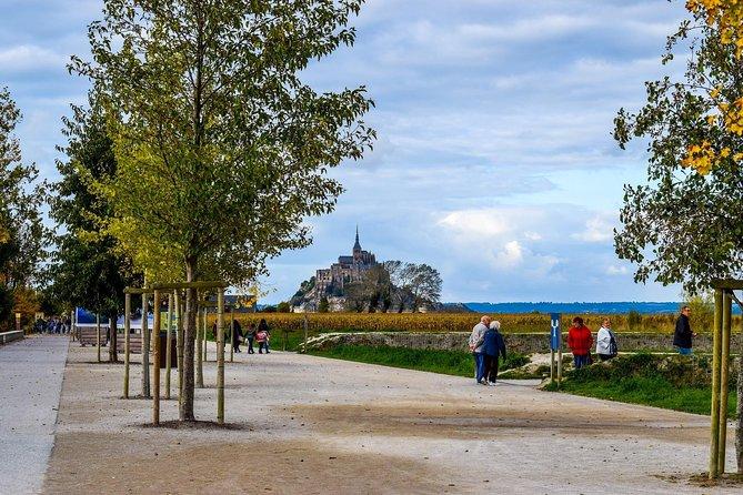 Mont Saint Michel Non-Guided Tour