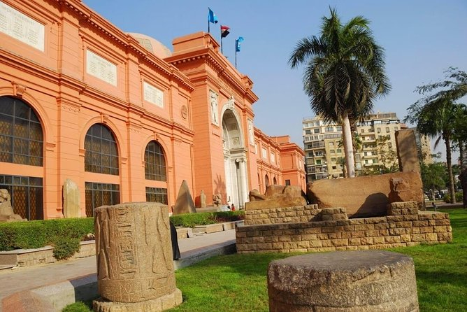 Explore the Mummies Room in The Egyptian Museum