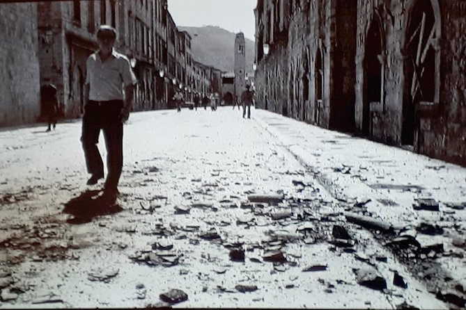 Dubrovnik at War 1991-1992 Private Walking Tour