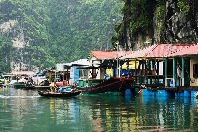 Package: 2Days–1Night (Lan Ha Bay–HaLong Bay-Fisherman Floating House Sleeping)