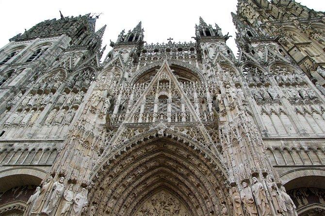 Rouen Non-Guided Tour