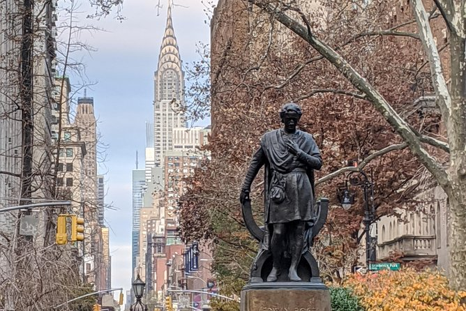 History, Architecture and Live Jazz Tour: Flatiron/Gramercy