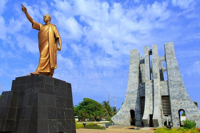 Accra City Tour (Beyond The Return)