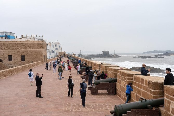 Full Day Trip From Marrakech To Essaouira Mogador