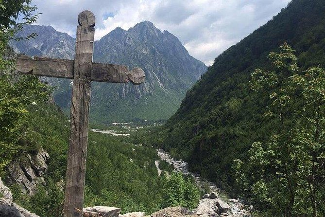 The north of Albania ( Theth and Valbona national park ) - 5 days
