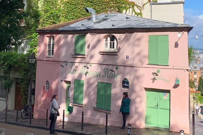 Montmartre Tour Paris