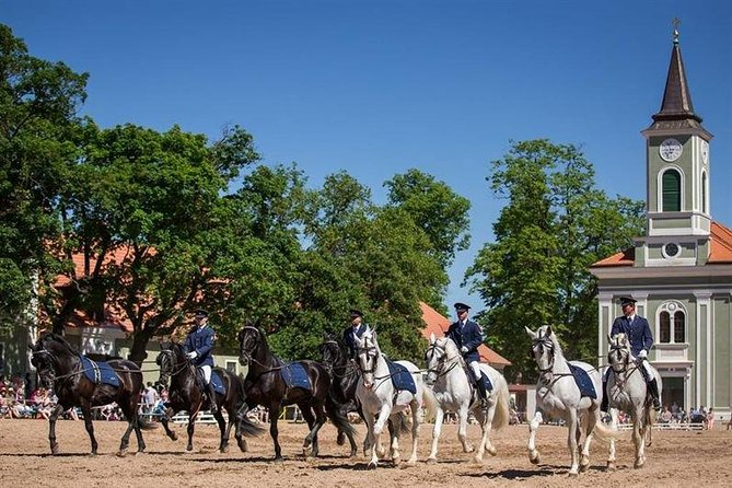 Two UNESCO World Heritage Sites - Kutná Hora and Czech National Stud in Kladruby