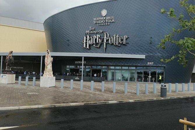 London to London via Warner Bros Studio Tour London The making of Harry Potter
