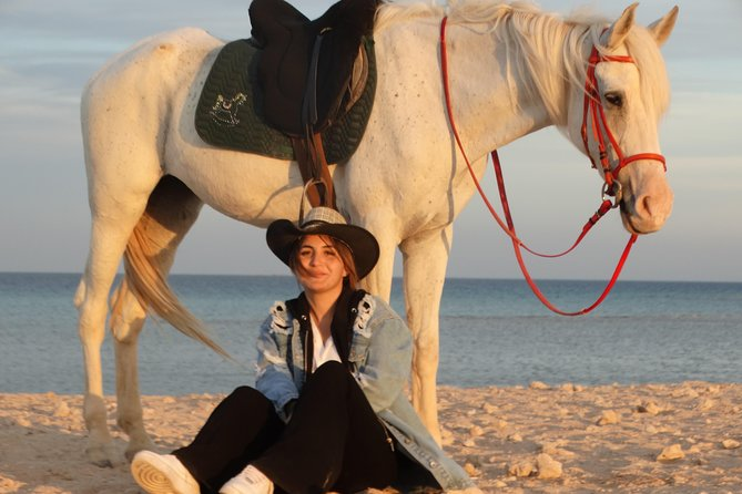 Two hours Horse Riding At Amazing Desert - Sharm ElSheikh