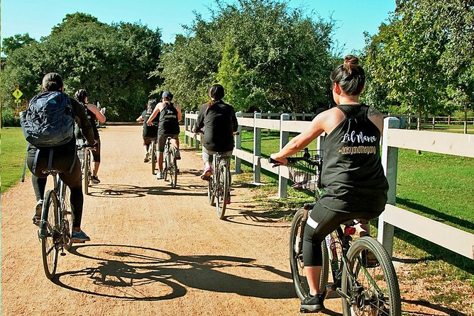 Small-Group Bike Tour in Austin