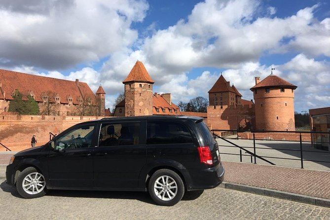 Malbork Castle Tour - Trip to the biggest castle in the world 8 seaters Minivan