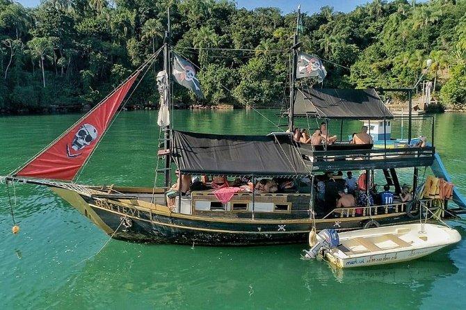 Schooner Trip in Paraty