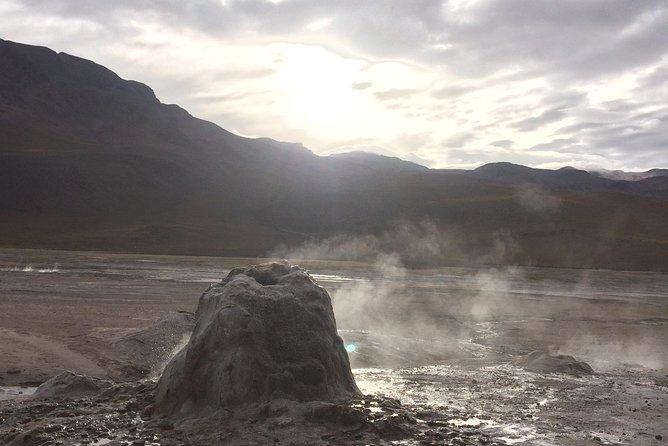 Geyser del Tatio - San Pedro de Atacama