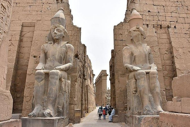 2 Nights - 3 Day Tour to Luxor from Cairo by Sleeper Train