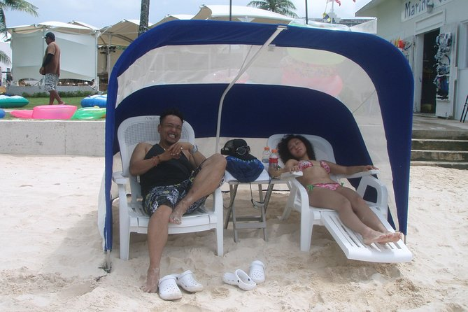 Cabana/Tent/Umbrella