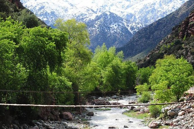 Atlas Mountains and 3 Valleys – Marrakech Day Trip